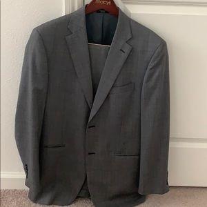 Jones New York Gray Suit